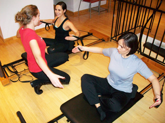 pilates exercise classes
