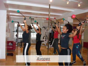 airopes exercise classes