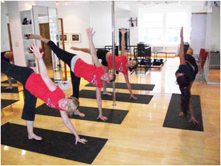 yoga exercise classes