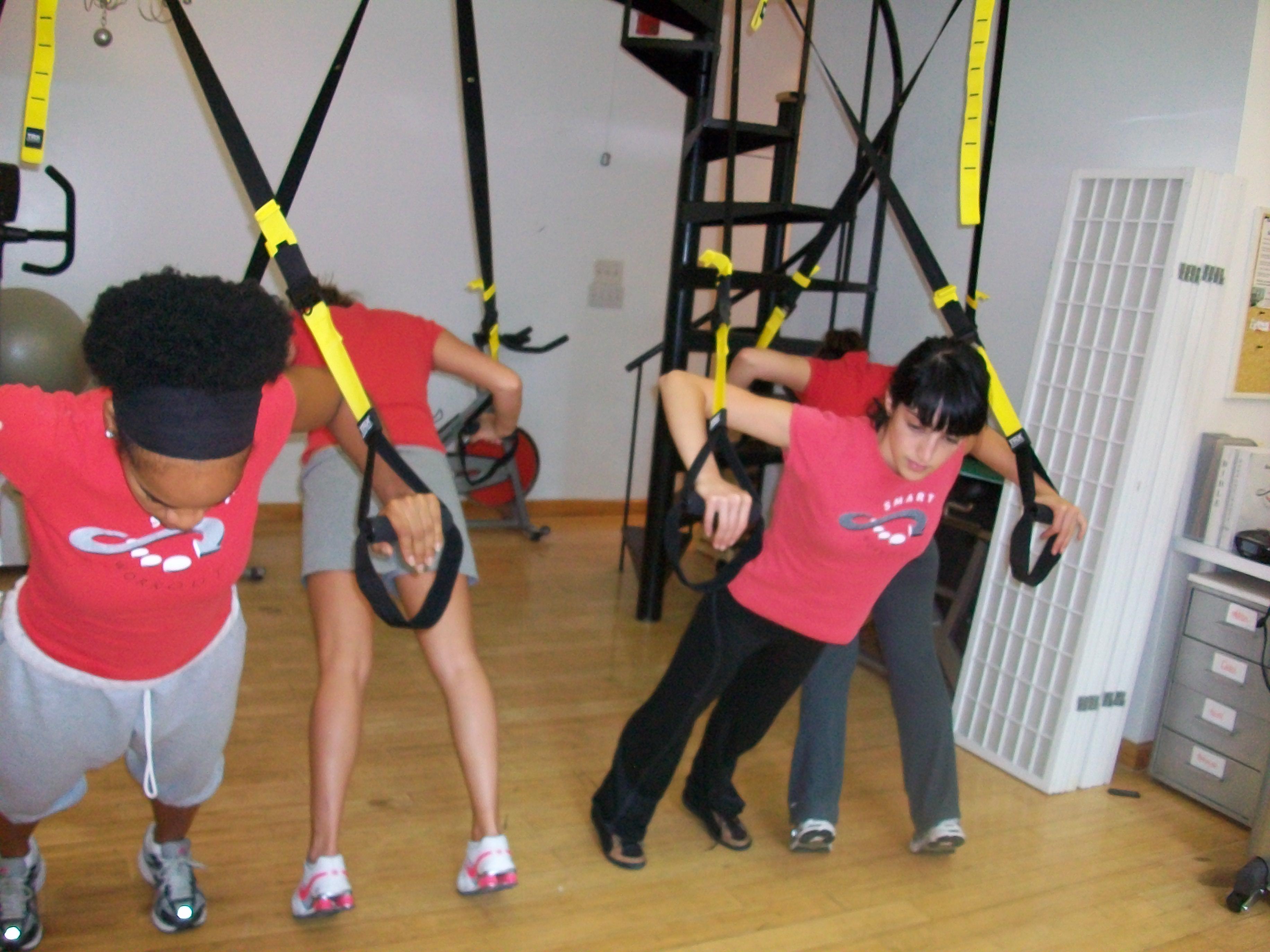 Comment Suspendre Un Plateau Au Plafond suspension training with trx – smart workout blog